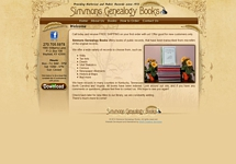 Simmons Genealogy Books